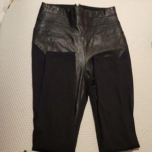 Bebe vegan leather pants
